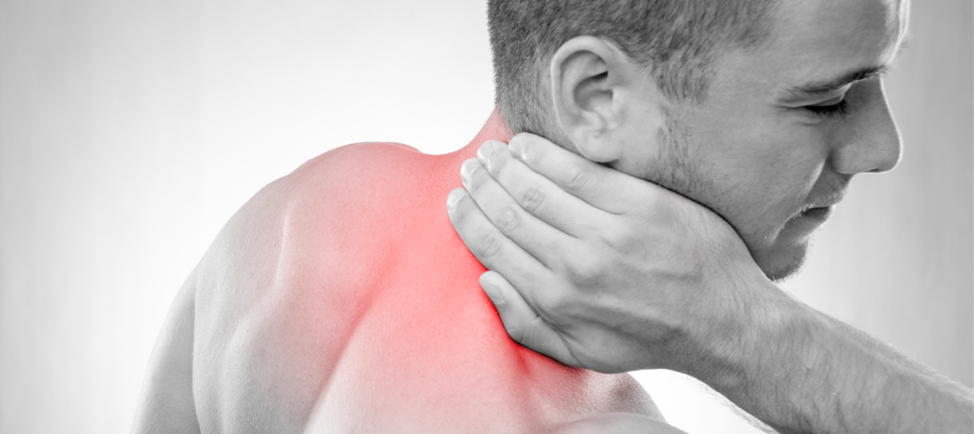 What Is The Pinched Nerve Pain In The Back Of My Neck Musclecare